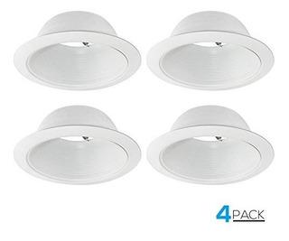 Paquete De 6 Pulgadas Con Luz Empotrable Luz De Ajuste Con D