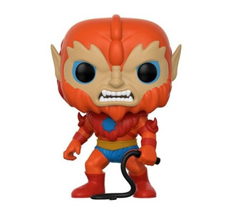 Figura Vinilo Pop Beastman Masters Of Universe He-man Funko