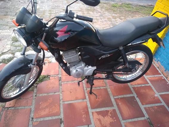 Honda Cg 150 Esi 2012 Sem Entrada 18x441,00 Cartão Crédito
