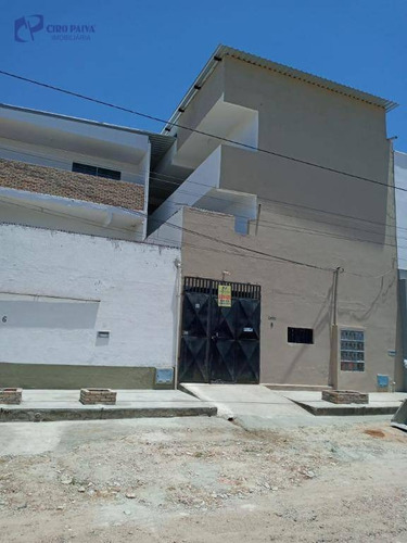 Exelente Apartamento Cajazeiras - Ap1099