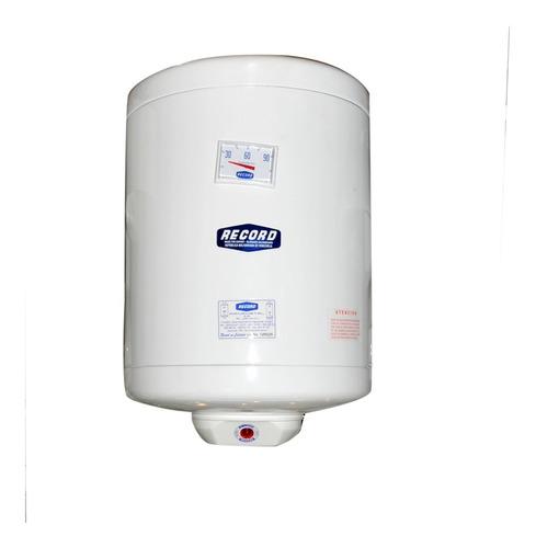 Calentador Eléctrico Record 35 Lts 110 V