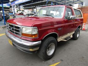 Ford Bronco Mt 5000 Cc 4x4