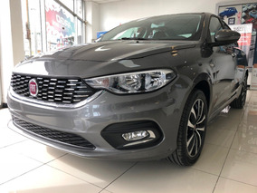 Fiat Tipo Easy 1.6 16v At6 Gris 5 Puertas 2018