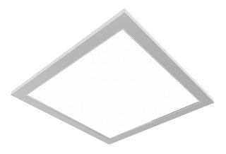 Panel Led Embutir 60x60 48w Dimerizable Potente Aluminio