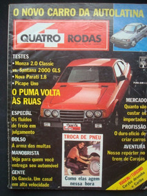 4 Rodas No.337 Agosto De 1988