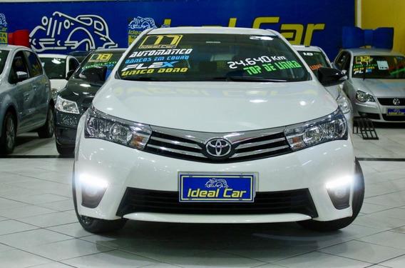 Toyota Corolla 2.0 Dynamic 16v Flex 4p Automático