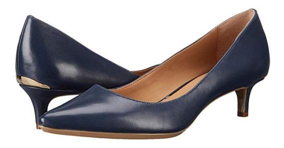 Zapatos Calvin Klein Dama! Piel! Original! Tallas 26 Y 26.5!