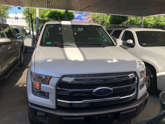 Ford Lobo 2016 3.5 Doble Cabina Lariat 4x4 At
