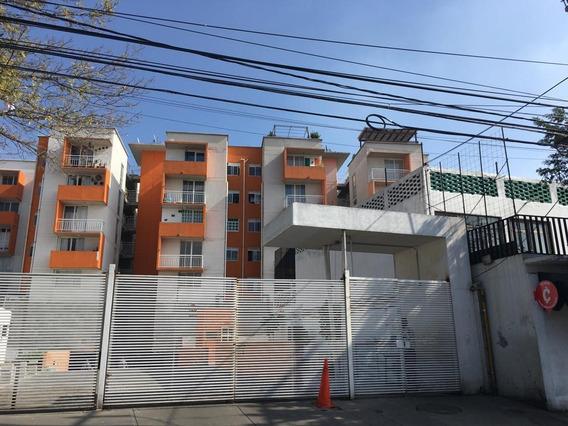 Departamento En Excelente Ubicación, Cerca Del Metro Ferrería Y Arena México