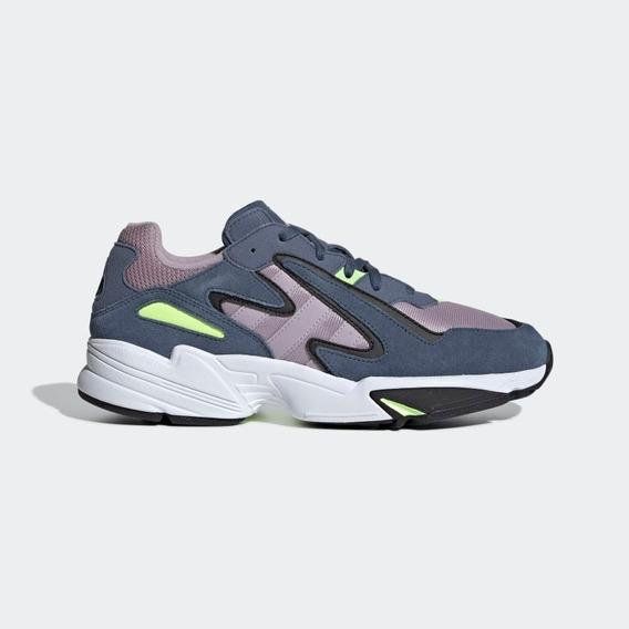 Tenis adidas Yung-96 Chasm Morados Envío Gratis