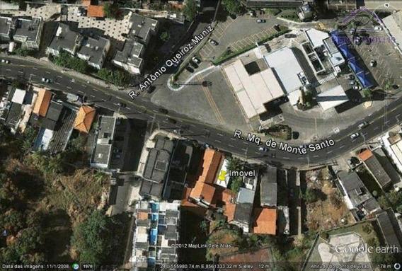 Terreno Para Locação Em Salvador, Rio Vermelho - 31