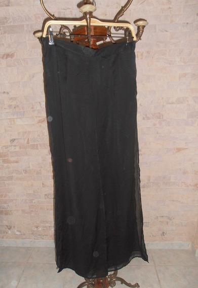 Pantalon De Vestir Negro Ropa De Dama