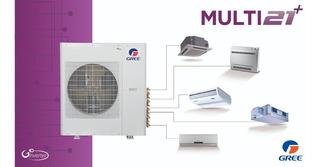 Aire Multisplit Gree 6tr Service Instalamos/reparamos