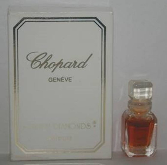 Miniatura De Perfume: Chopard - Happy Diamonds - 2,5 Ml