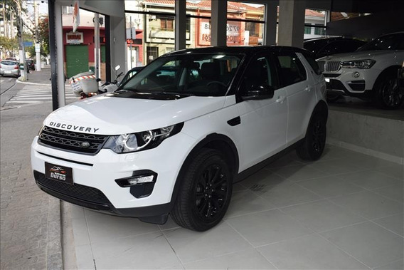 Land Rover Discovery Sport 2.0 16v Si4 Turbo Se