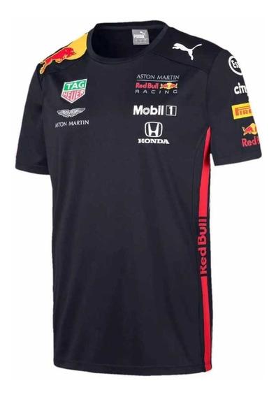 Playera Puma Red Bull Racing Aston Martin / 2019 Original