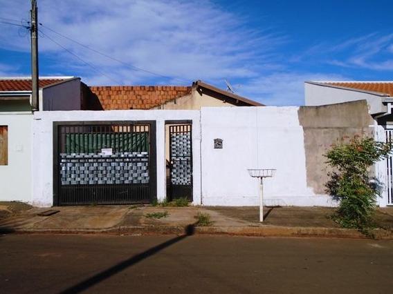 Casa Para Venda Em Araras, Jardim Costa Verde, 2 Dormitórios, 1 Banheiro, 2 Vagas - V-104
