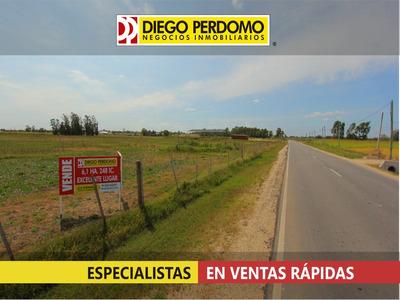 Chacra En Venta, 6 Has, Localidad De Libertad