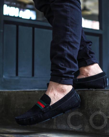 Zapato Mocasin Caballero Suavidad Envío Gratis