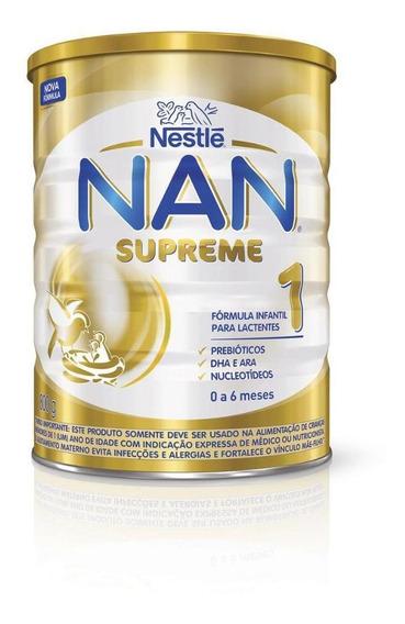 Fórmula Infantil Nan Supreme 1 Nestlé Lata 800g
