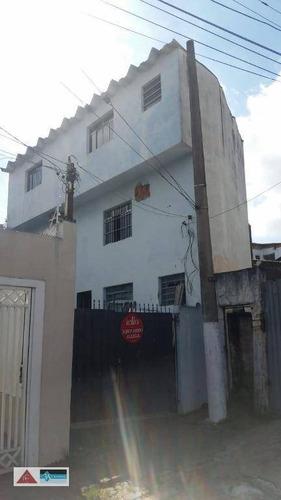 Galpão À Venda, 330 M² Por R$ 1.100.000 - Chácara Califórnia - São Paulo/sp - Ga0312