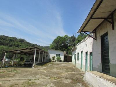 Juquitiba Chácara Para Clinicas/alojamento/lago Ref 04503