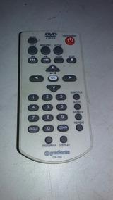 Controle Remoto Do Dvd Gradiente Dt. 230
