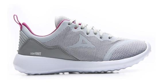Tenis Pirma 5506 Gris Unisex Running