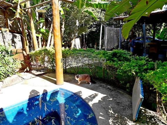 Próximo Ao Centro Turístico De Ilhabela - Ca0580 - 68092273