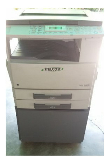 Fotocopiadora Delcop Modelo 2122