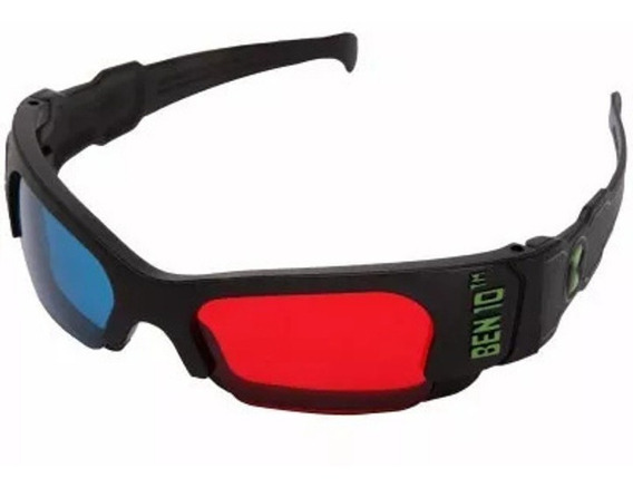 Óculos Ben 10 - Infantil 3d