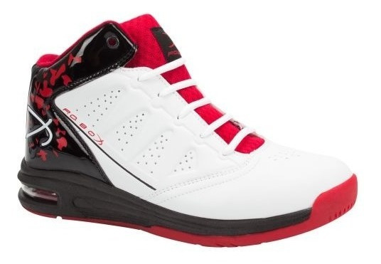 Tenis Para Básquetbol Po Box 8550 Id 150794 Blanco adidas No