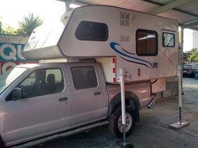 Camper Para Camioneta Doble Cabina Chica