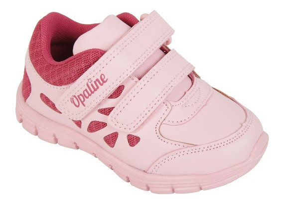 Zapatilla Nube Light Pink Girl Opaline