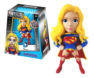 Supergirl Figura Metals 11 Cm Die Cast Jada Metalfigs