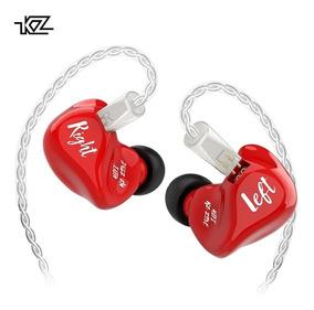 Fone De Ouvido Kz Zs3e In Ear Retorno De Palco Zs3 Shure Qkz