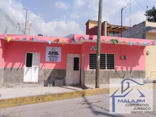 Casa Sola En Venta Tuxtla Chico