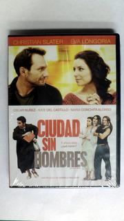 Dvd Original Ciudad Sin Hombres Subtitulos Español E6070