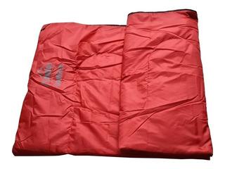 Bolsa De Dormir Bamboo Camper Max+15°c/min+5°c Rectangular