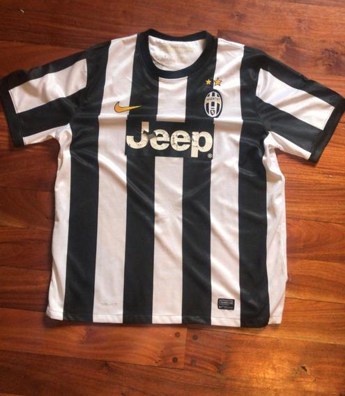 Camiseta Juventus 2012 Nike Talle L