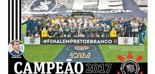 Box Corinthians Campeão Paulista 2017