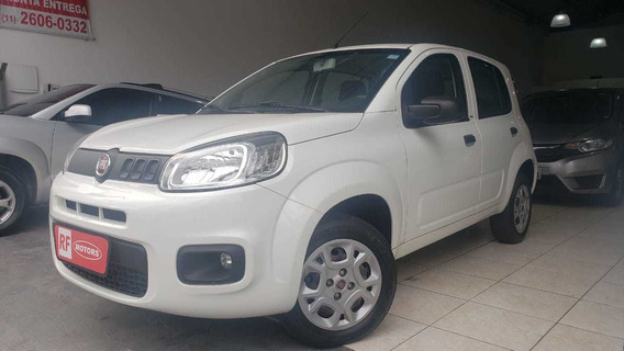 Fiat Uno 2015 1.0 Attractive Flex 5p