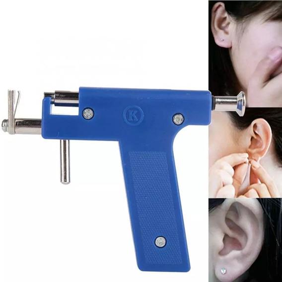 Pistola Para Perforación Importado Piercing Aretes Sin Dolor