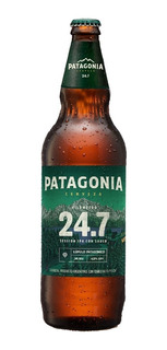 Cerveza Patagonia 24.7 710ml Caja 6 Uni. - Agp Distribuidora