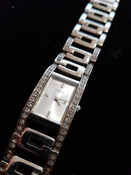 Relógio Guess Feminino Cristais Swarovsky Original