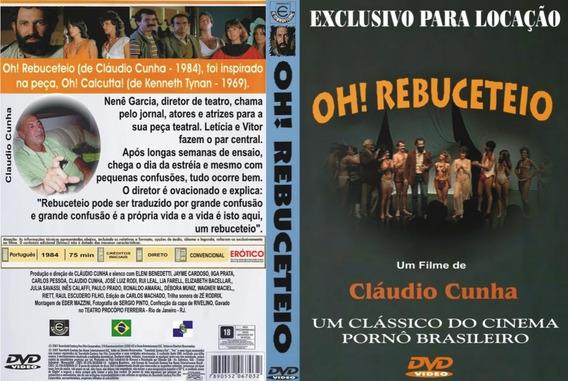 Dvd Oh! Rebuceteio - Filme Nacional