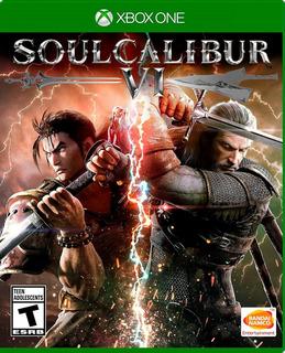 ..:: Soulcalibur Vi ::.. Para Xbox One En Game Center