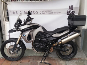 Bmw F800gs Original Full Accesorios