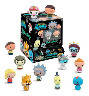 Funko - Pint Size Heroes - Rick And Morty - Mini Figure