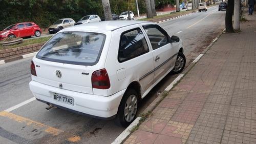 Imagem 1 de 5 de Volkswagen Gol 1.6